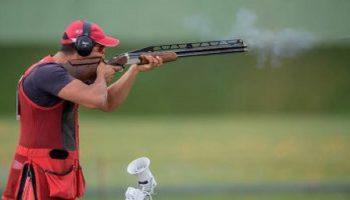 стрельба из пневматического ружья и пистолета