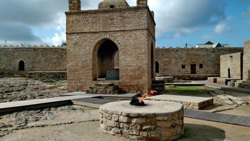 Ateshgah Temple Baku