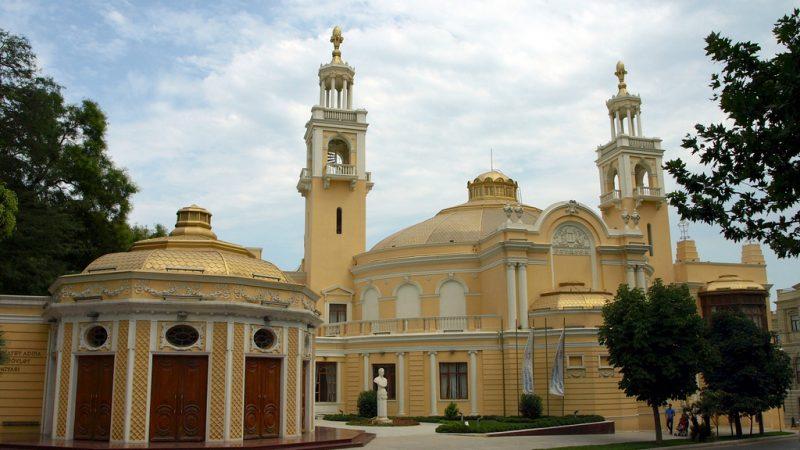Azerbaijanskaya Filarmoniya