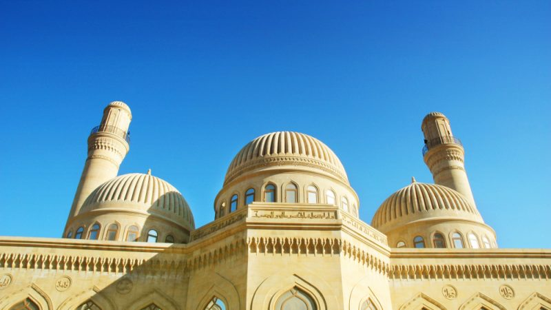 Bibi Haybet Mosque