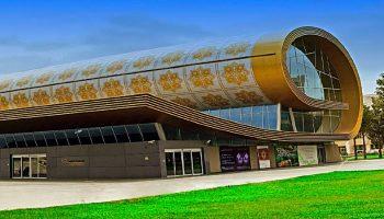 carpet museum Baku - достопримечательности Баку
