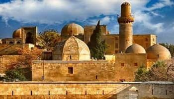 экскурсия по старому городу в Баку
