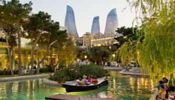 экскурсии по Баку
