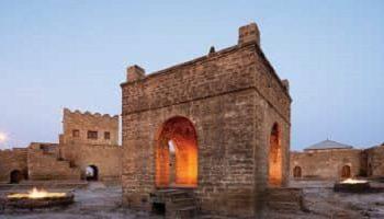 баку экскурсии - старый город и атешгях
