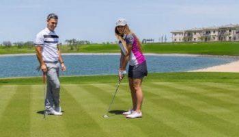 гольф тур в баку