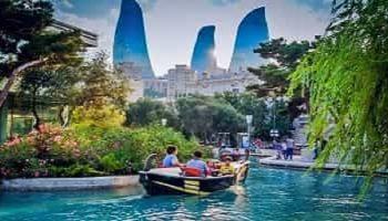 групповые экскурсии по Баку