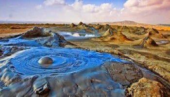 экскурсия гобустан и грязевые вулканы