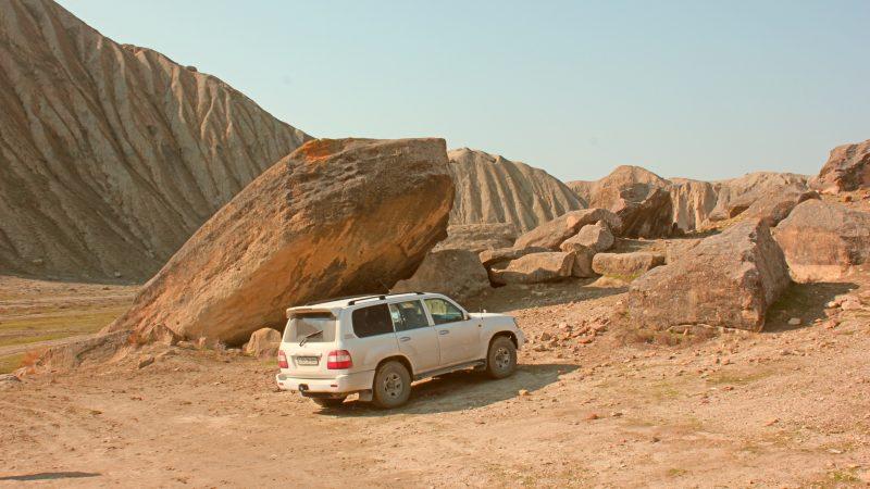 jeep tour Gobustan 397
