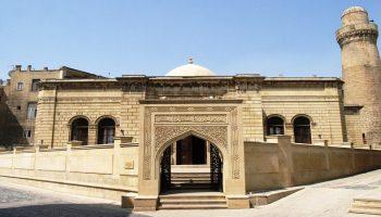 Джума Мечеть в Баку