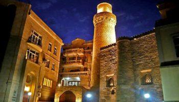 Мечеть Мухамеда в Баку - достопримечательности Баку