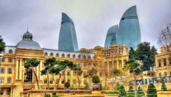 обзорная экскурсия по Баку