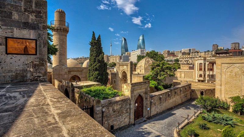 Старый город в Баку (Ичери-Шехер) - Azterra Travel (описание и фото)