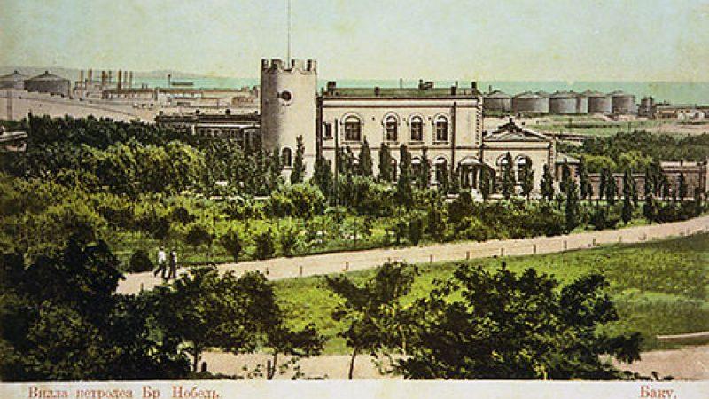 Villa Petrolea Baku