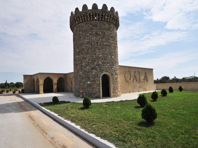 Gala Archeological-Ethnographic Museum Complex, Azerbaijan, Sept. 9, 2011